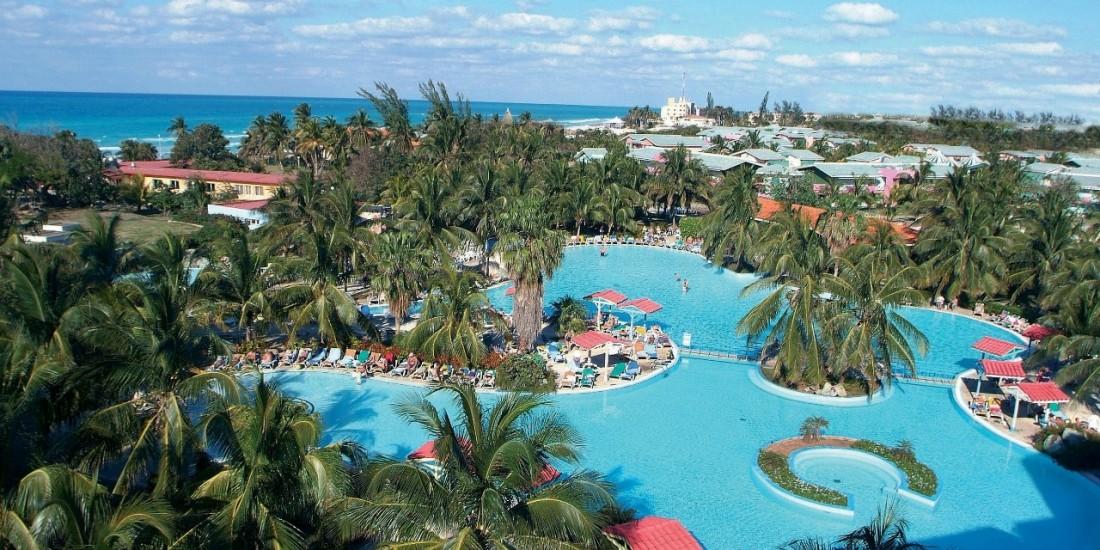 Hotel Occidental Arenas Blancas en Cuba