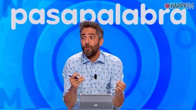 Roberto Leal recibe a cuatro invitados famosos cada tarde en Pasapalabra