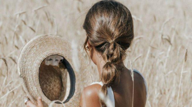 Cómo hacer una trenza burbuja, el peinado de moda este verano, paso a paso