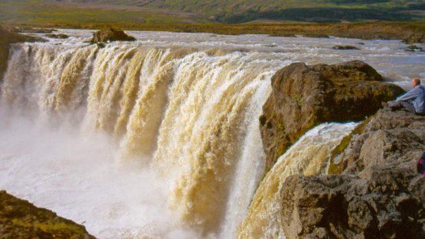 Cascadas Islandia