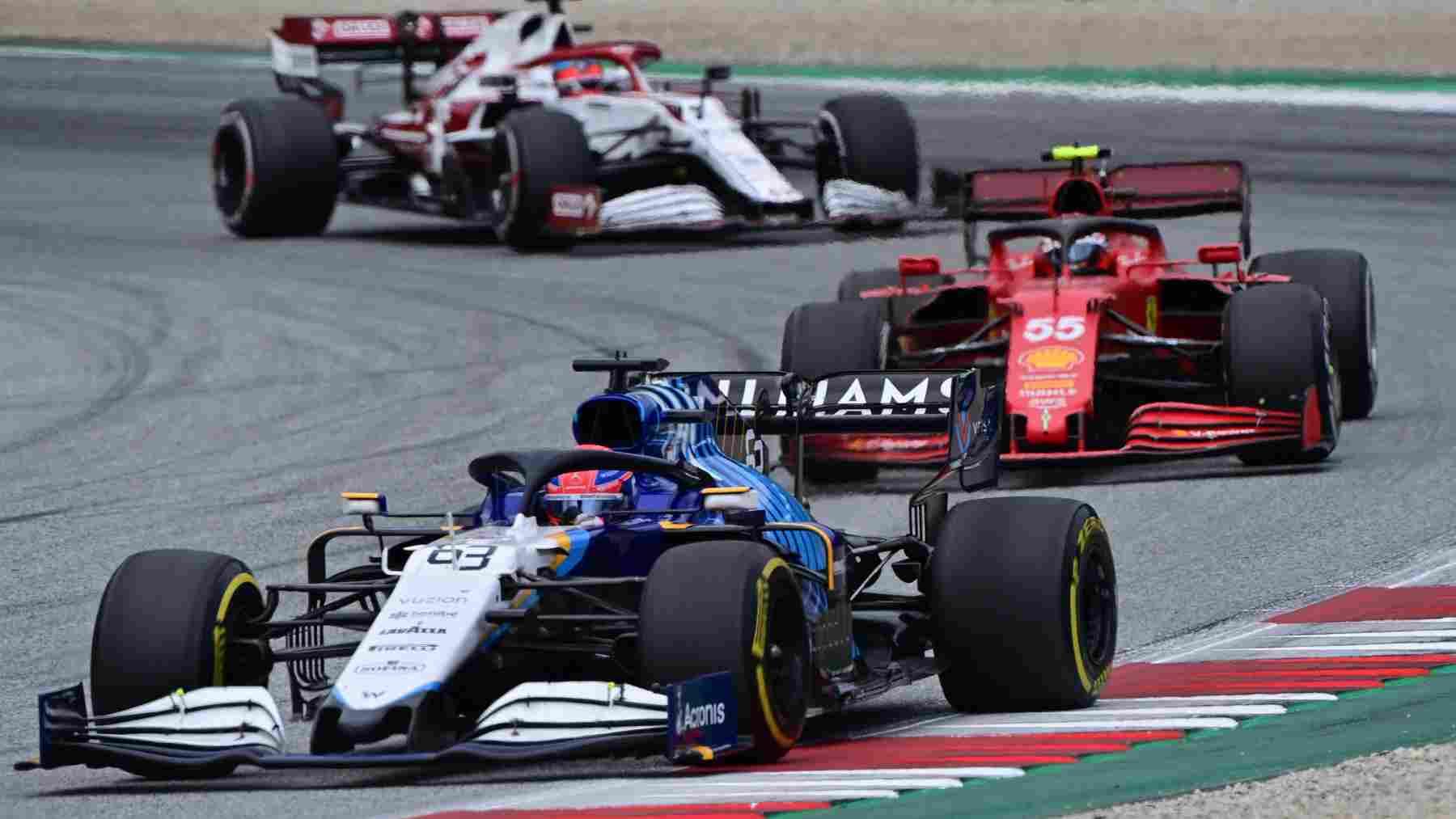 Las carreras al sprint llegan a la F1. (AFP)