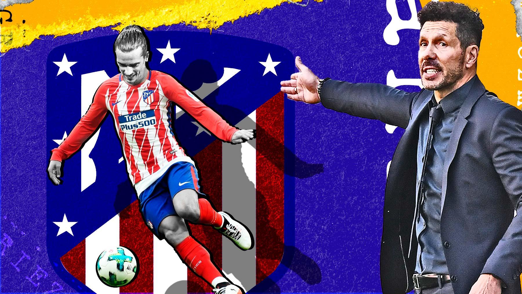 Griezmann irá al Atlético.