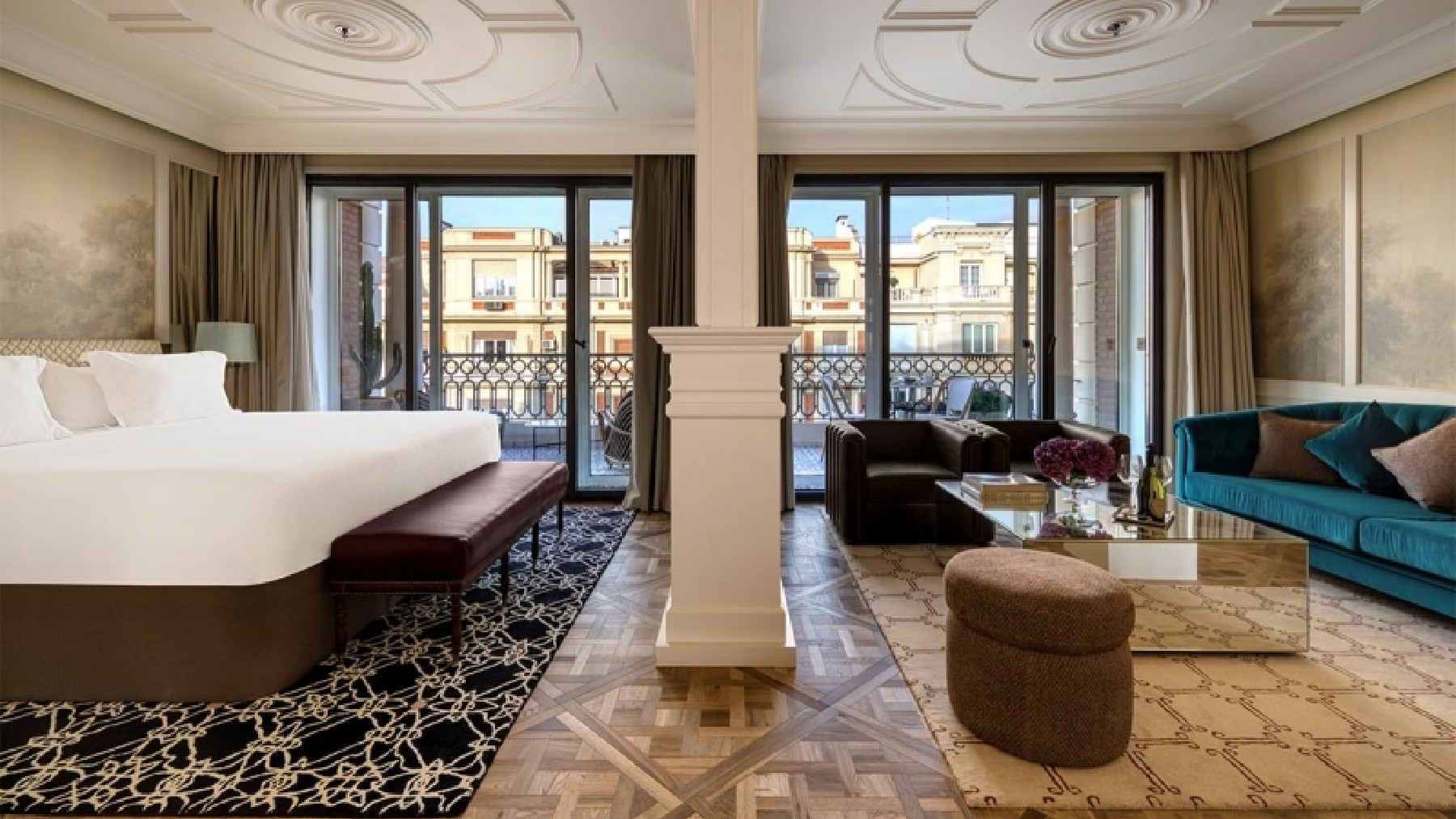 Hotel lujo Bless Collection Madrid