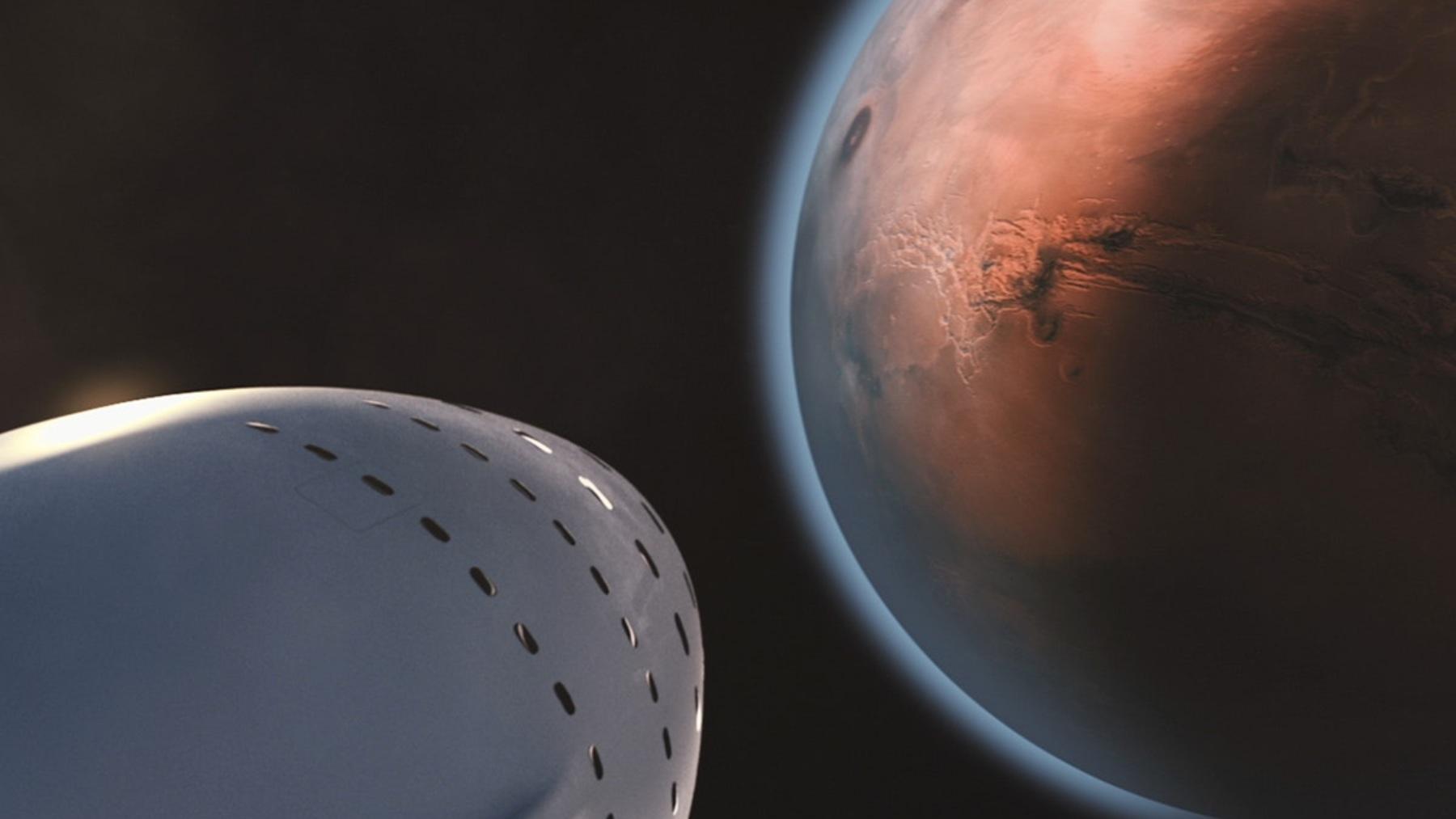 Curiosidades sobre Marte