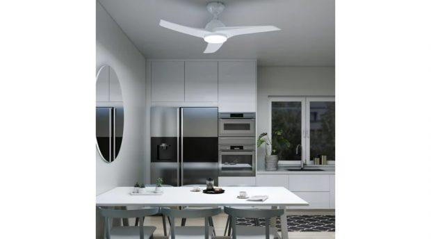 Ventilador de techo con luz INSPIRE Aruba