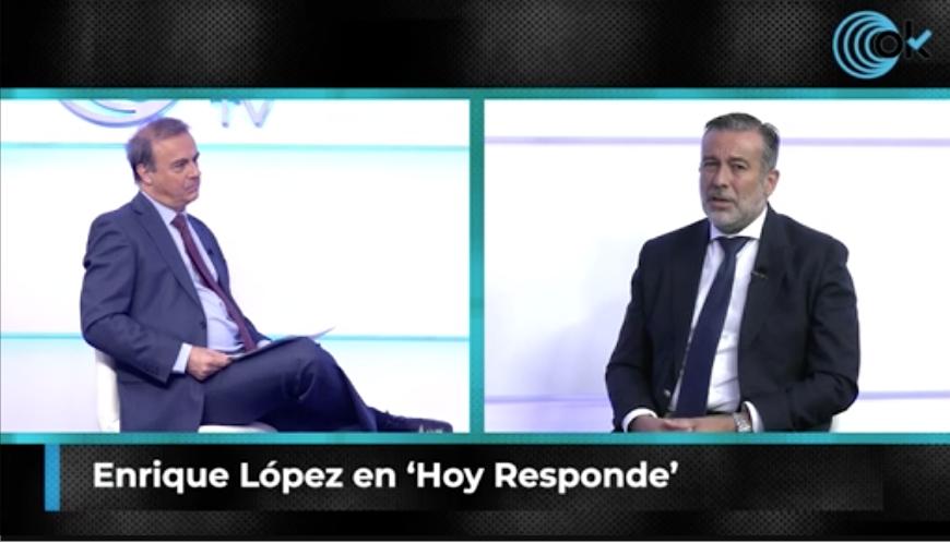 Enrique López en Hoy Responde