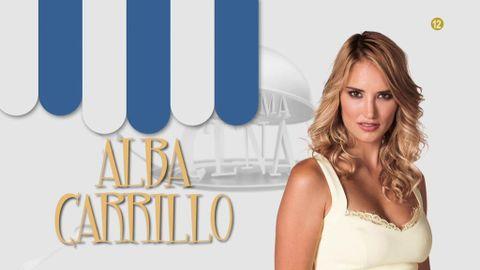Alba Carrillo, concursante confir'mada de 'La última cena
