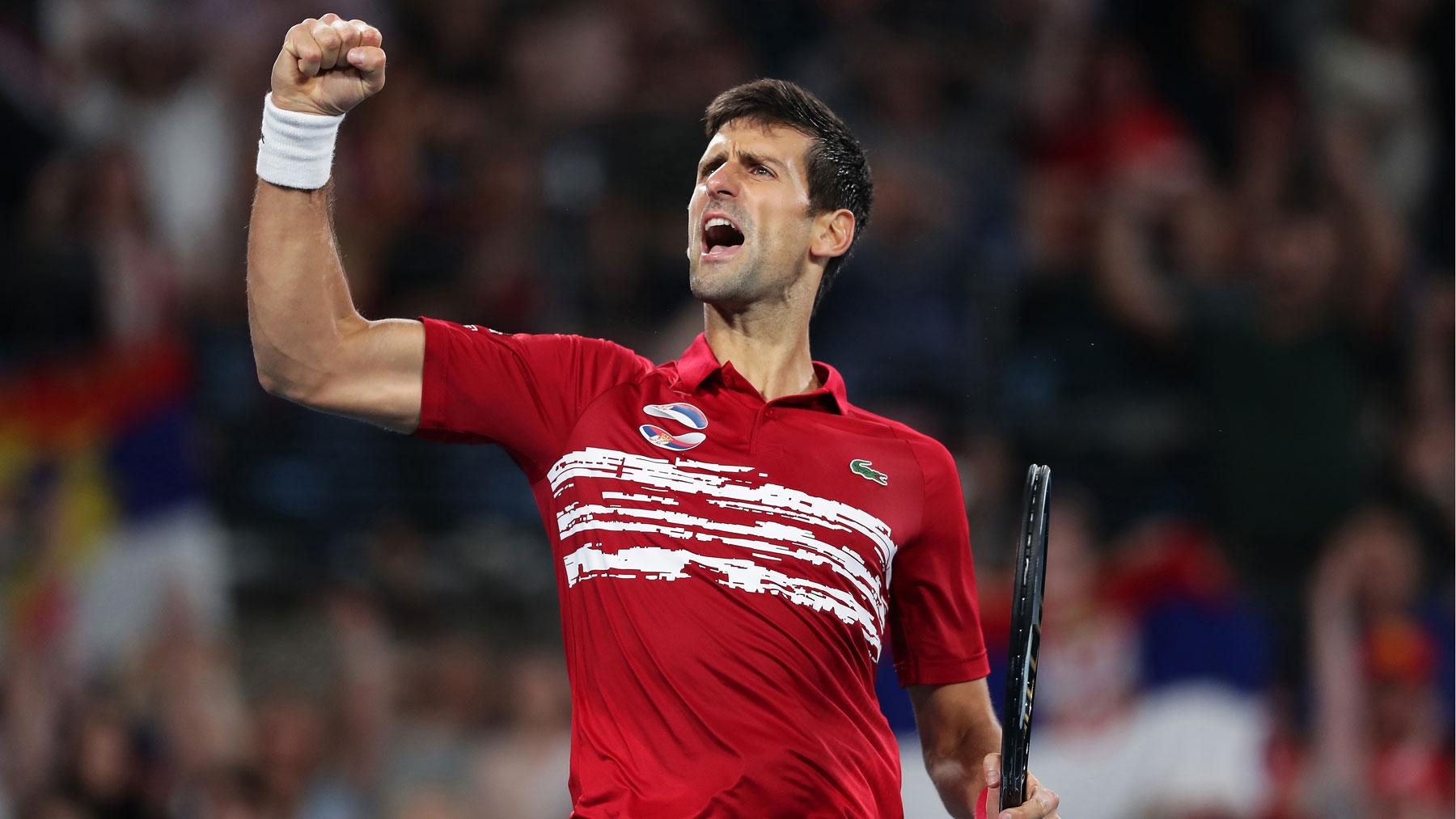 Djokovic estará en Tokio. (Getty)