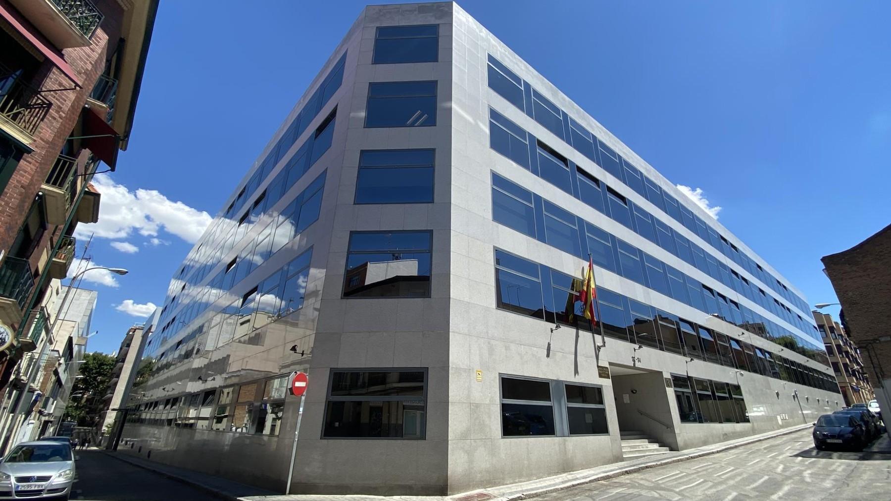 Edificio oficinas Ardian Azca