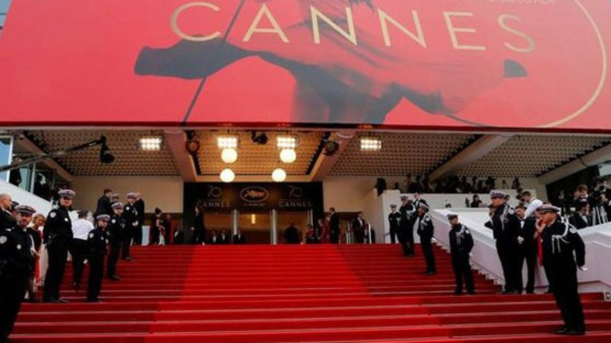 74ª edición del festival de Cannes.