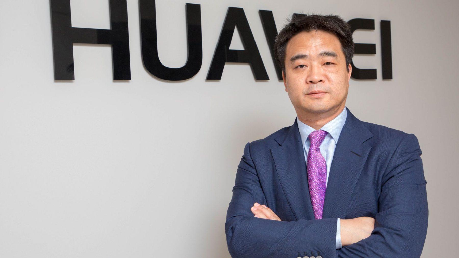 Eric Li Huawei