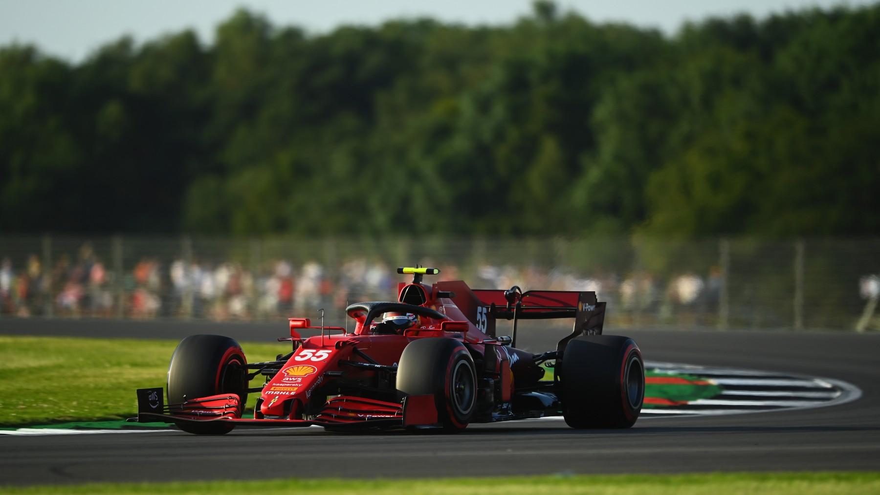 GP de Gran Bretaña de Fórmula 1: carrera al sprint, en directo. (Getty)