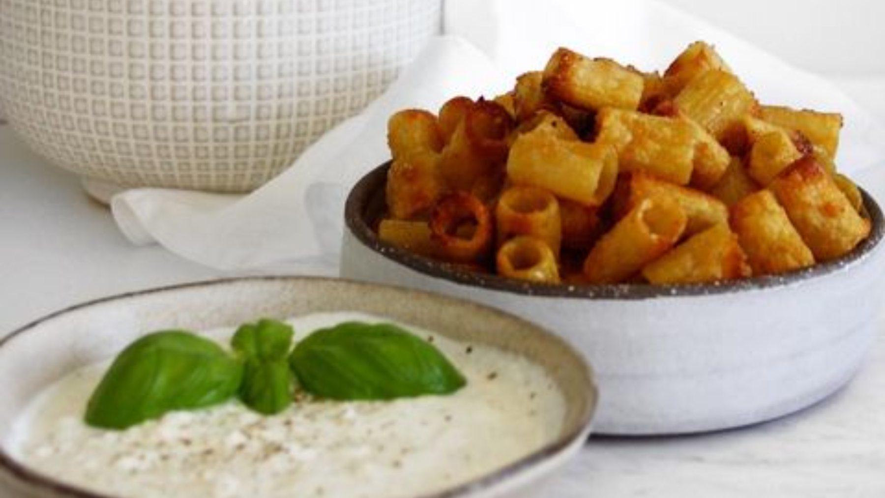 Pasta chips, receta auténtica del aperitivo viral en redes sociales