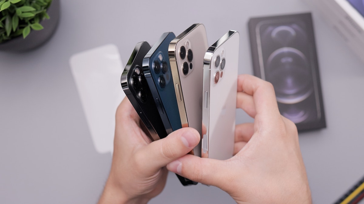 Telefonos iPhone