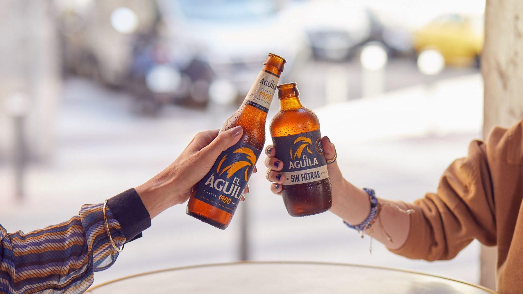Cerveza El Águila