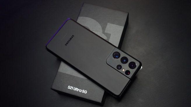 menú oculto Samsung