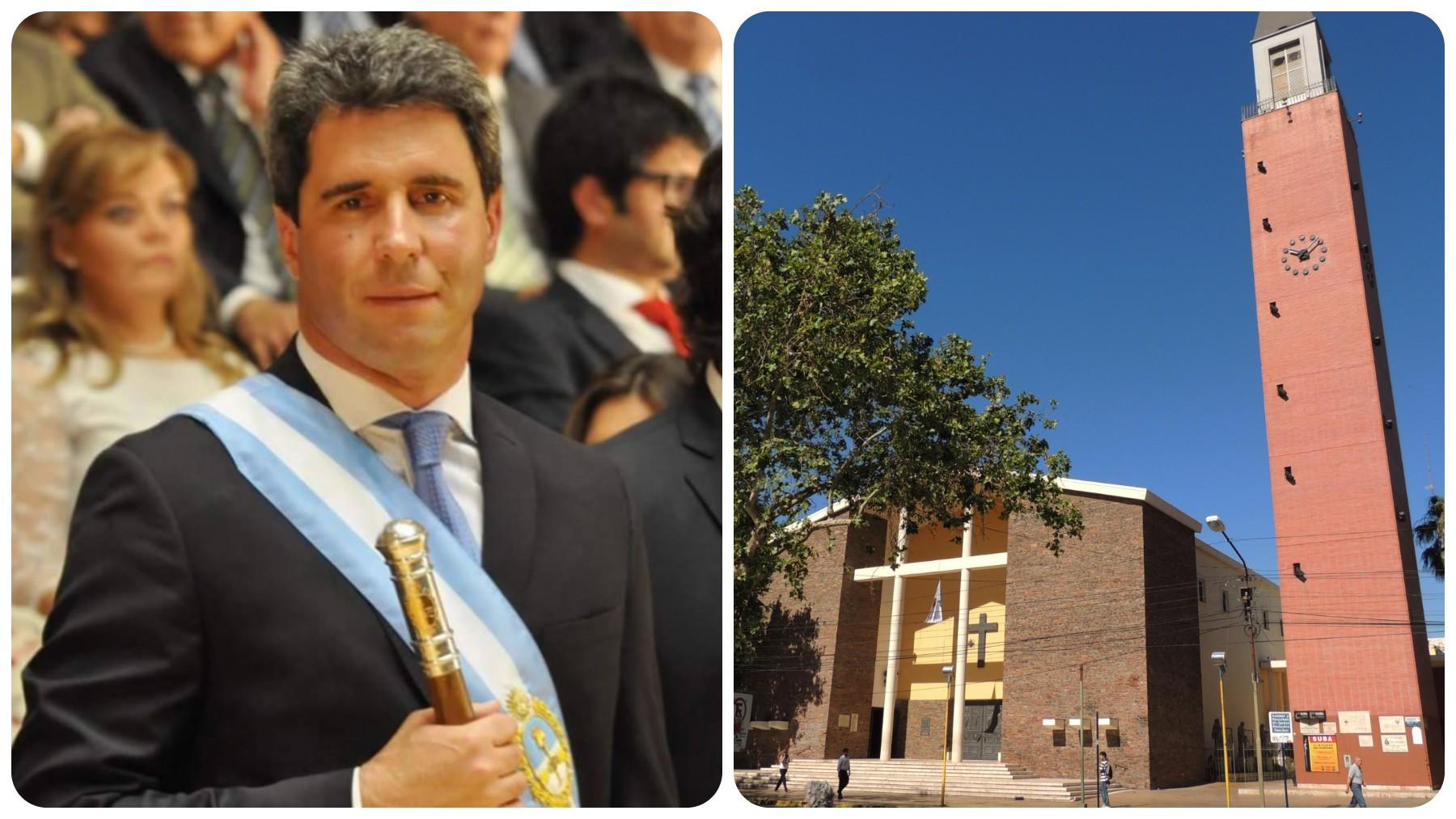 Sergio Uñac, líder del Gobierno de San Juan en Argentina.