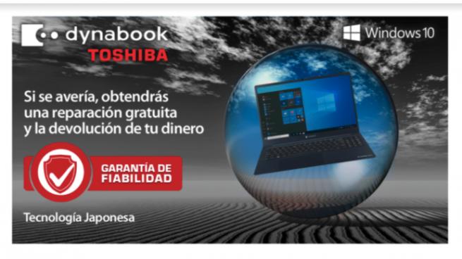 Dynabook-Toshiba: una marca de siempre que brinda garantía de fiabilidad y valor añadido