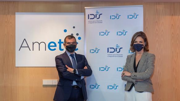 """AMETIC, patronal de la industria digital española, se adhiere al Manifiesto""""Por una Mejor Sanidad"""""""