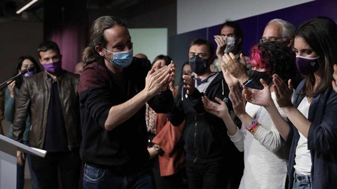 Iglesias rompe su silencio en un periódico italiano y va de víctima: «El poder no toma prisioneros»