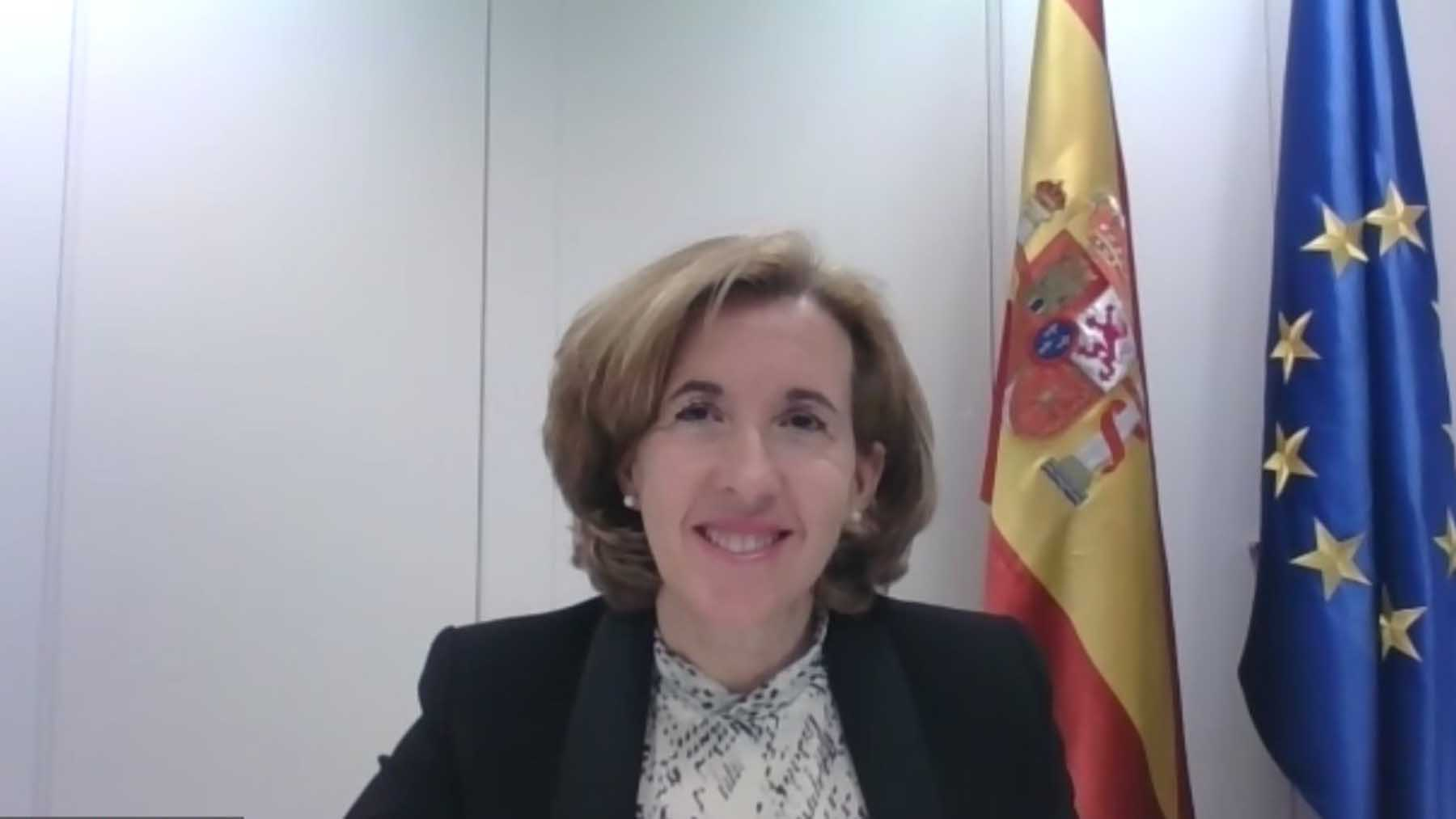 Ana de la Cueva, nueva presidenta de Patrimonio Nacional. Foto: Europa Press.