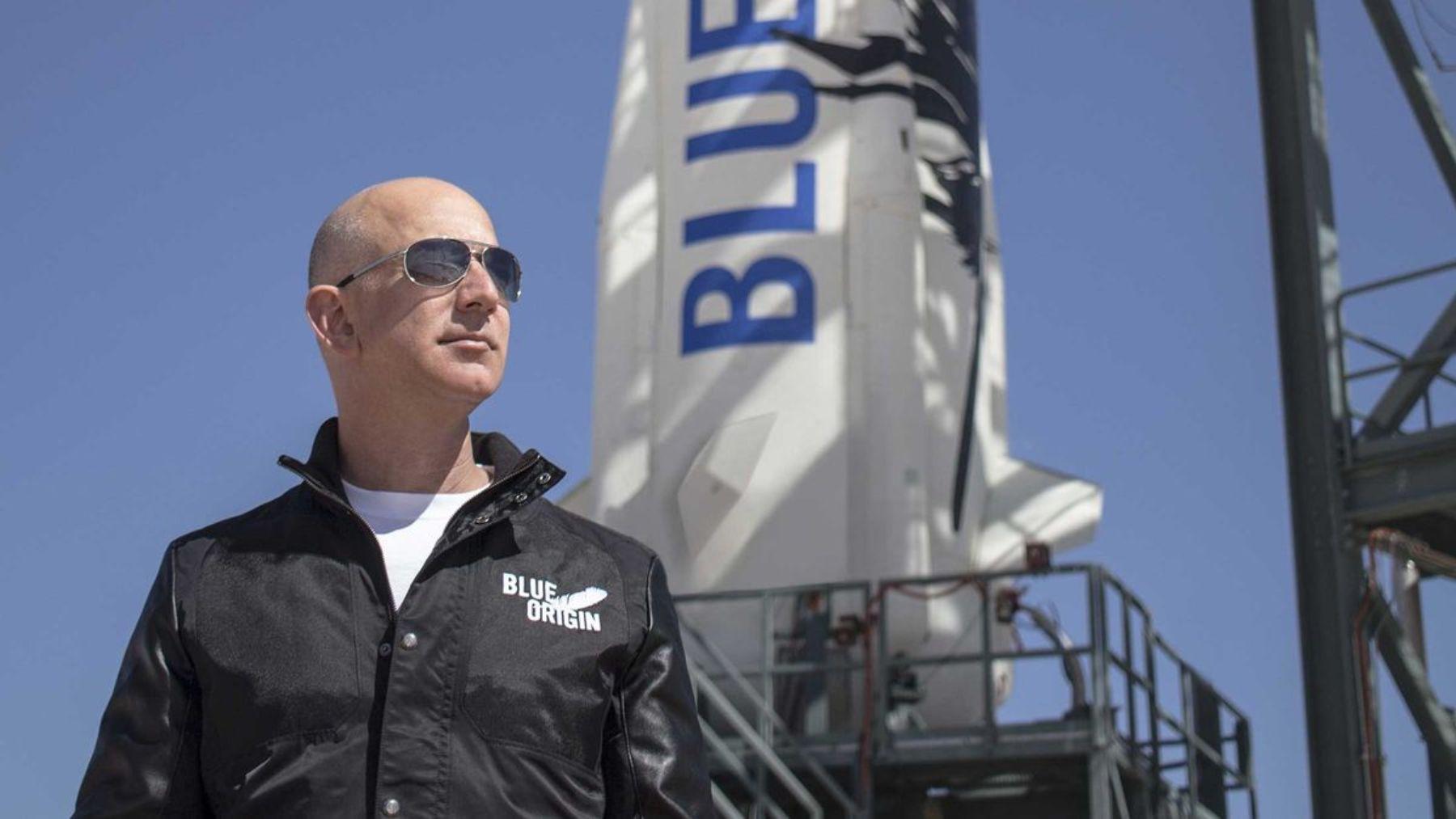 Como podéis ver en directo el primer vuelo de Blue Origin
