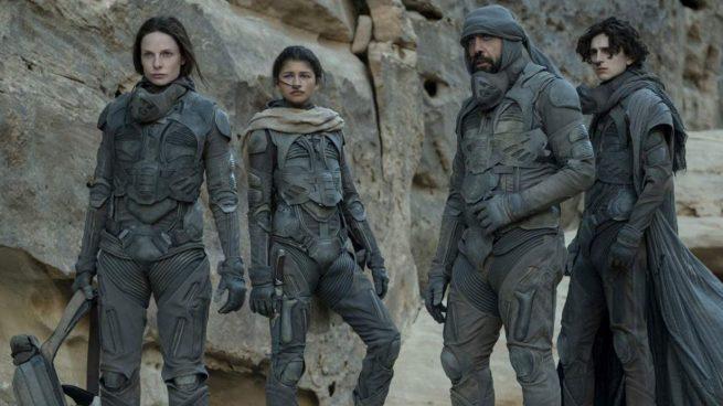 Los personajes de Dune