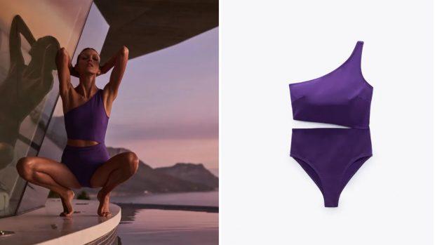 Zara swimsuit