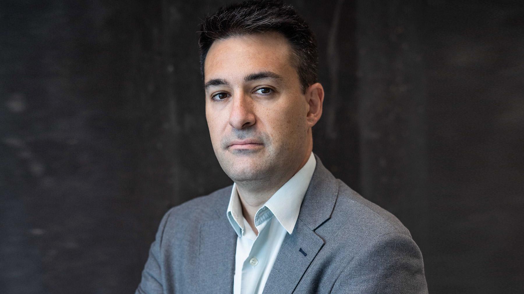 Alberto Palomo Lozano Chief Data Officer de España