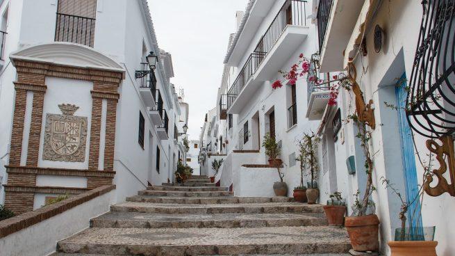 Pueblos más bonitos interior Málaga