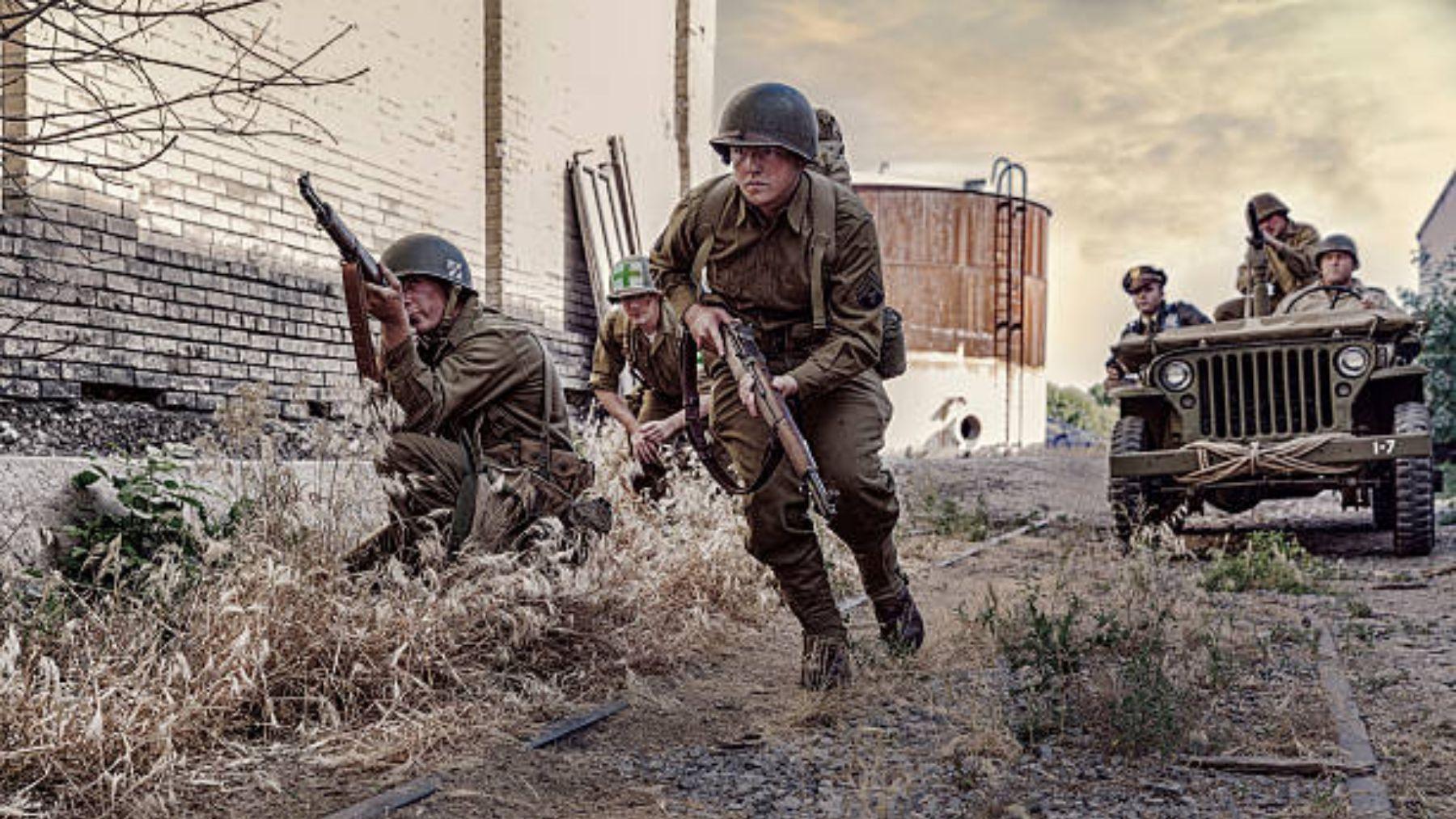 Descubre qué batallas de la Segunda Guerra Mundial fueron las más sangrientas de todas