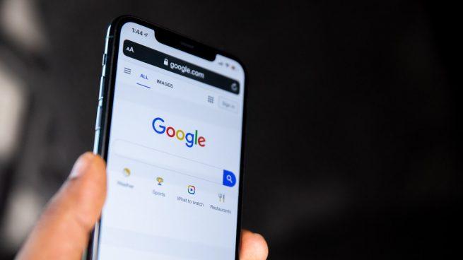 historial Google