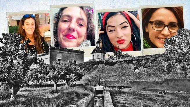Las cuatro víctimas en el Levante español.