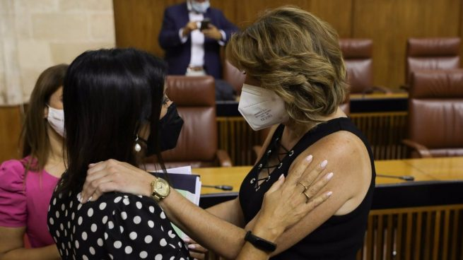 Susana Díaz ya tiene su 'jubilación' política dorada: senadora por al menos 5.000 € al mes