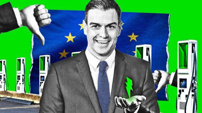 Sánchez dice que España liderará la movilidad eléctrica y está a la cola de Europa en puntos de recarga
