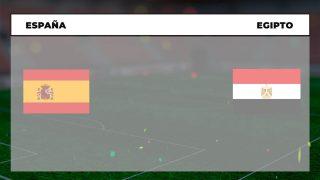 España - Egipto