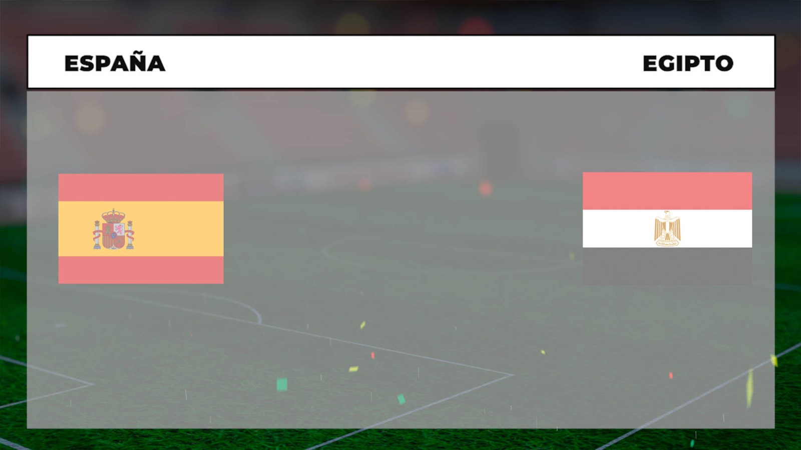 España – Egipto: horario y dónde ver en directo el partido de fútbol de los Juegos Olímpicos de Tokio.