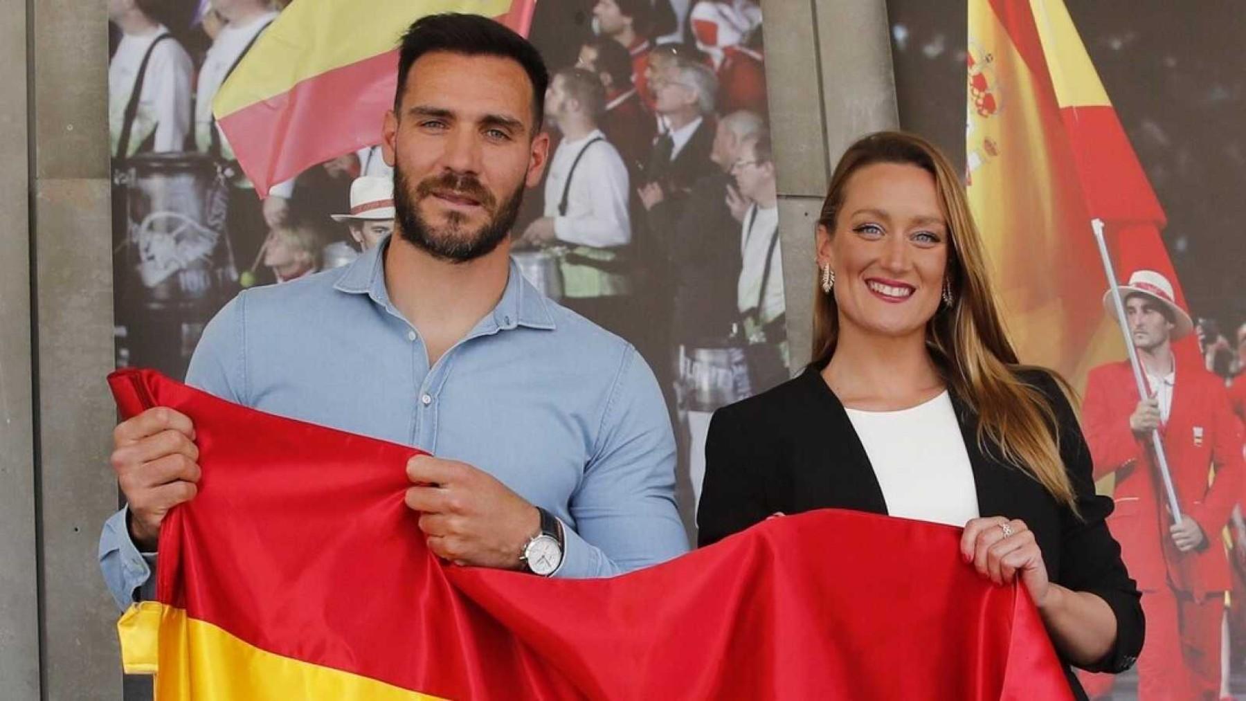 Craviotto y Belmonte, los dos deportistas más laureados de esta España olímpica.