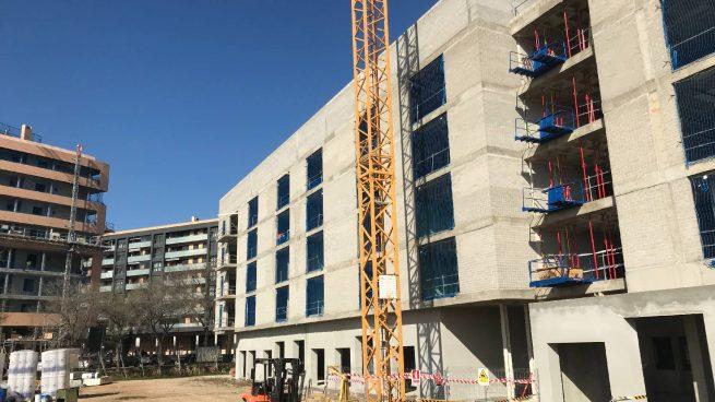 La actividad de la construcción crece en el segundo trimestre y los costes de obra siguen al alza