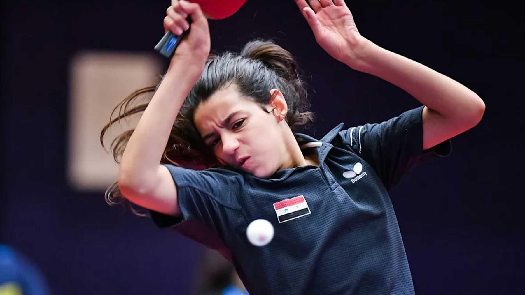 Hend Zaza, de 12 años, será la atleta más joven en los Juegos Olímpicos de Tokio (Olympic Channel)