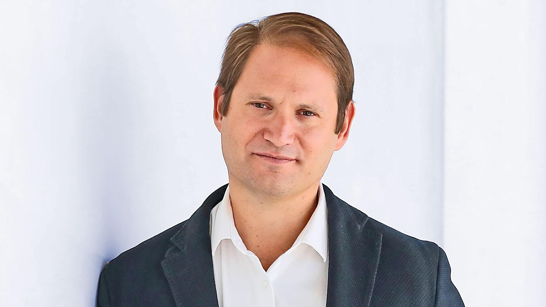 Paul Tobin, director de comunicación de BBVA.