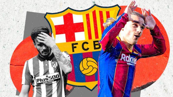 El Barça también descarta la doble cesión Saúl-Griezmann