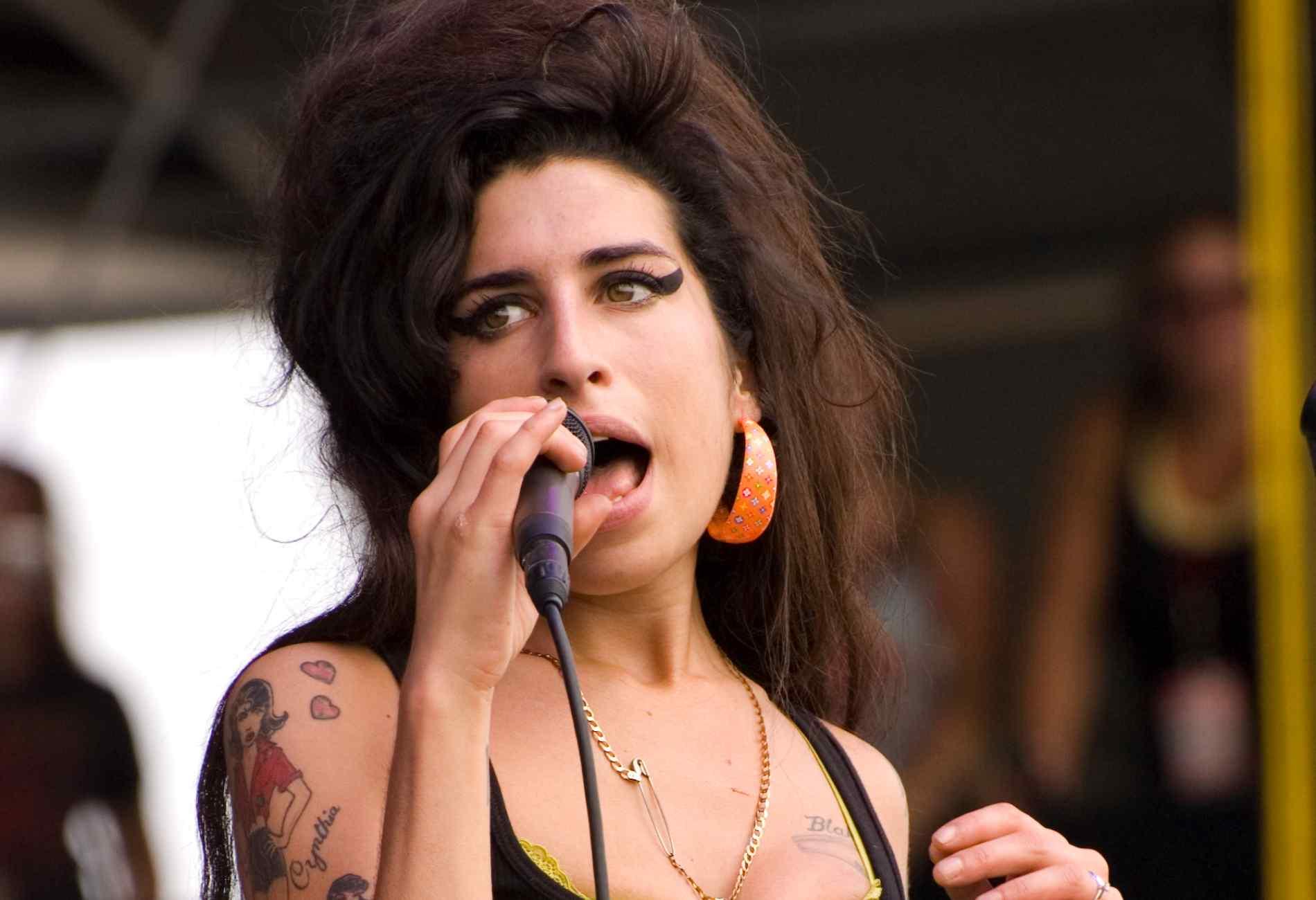 Las frases más enigmáticas de Amy Winehouse a los 10 años de su muerte