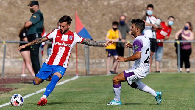El Atlético se estrena en pretemporada con victoria en penaltis contra el Numancia