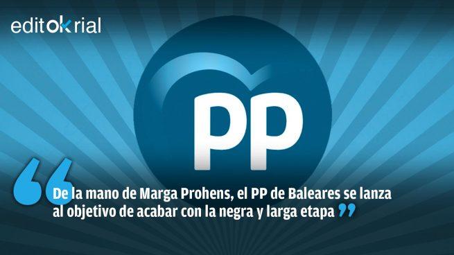 Un tiempo nuevo para el PP de Baleares