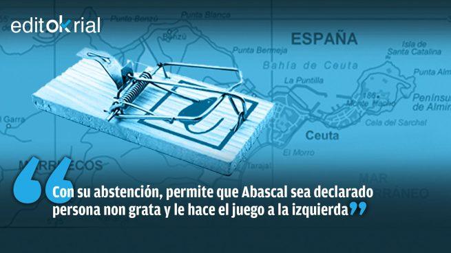 El PP cae en Ceuta en la trampa del PSOE