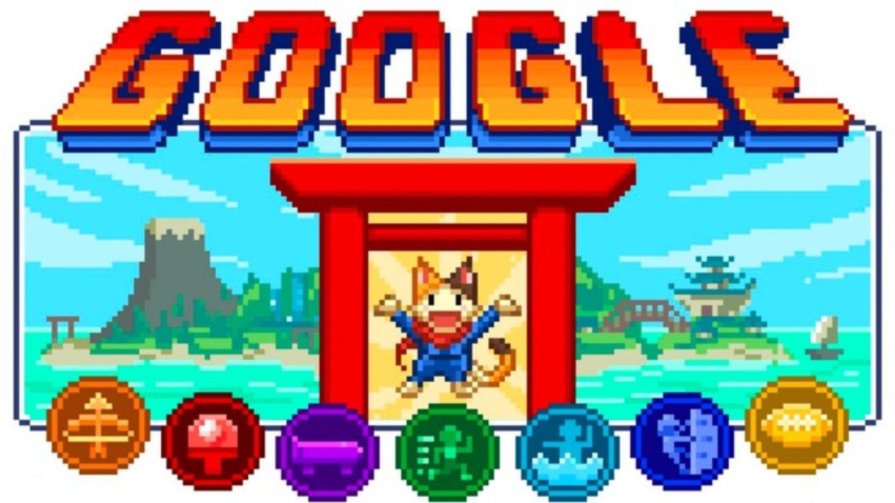 Descubre el Doodle de Goodle dedicado a los Juegos Olímpicos de Tokio 2020