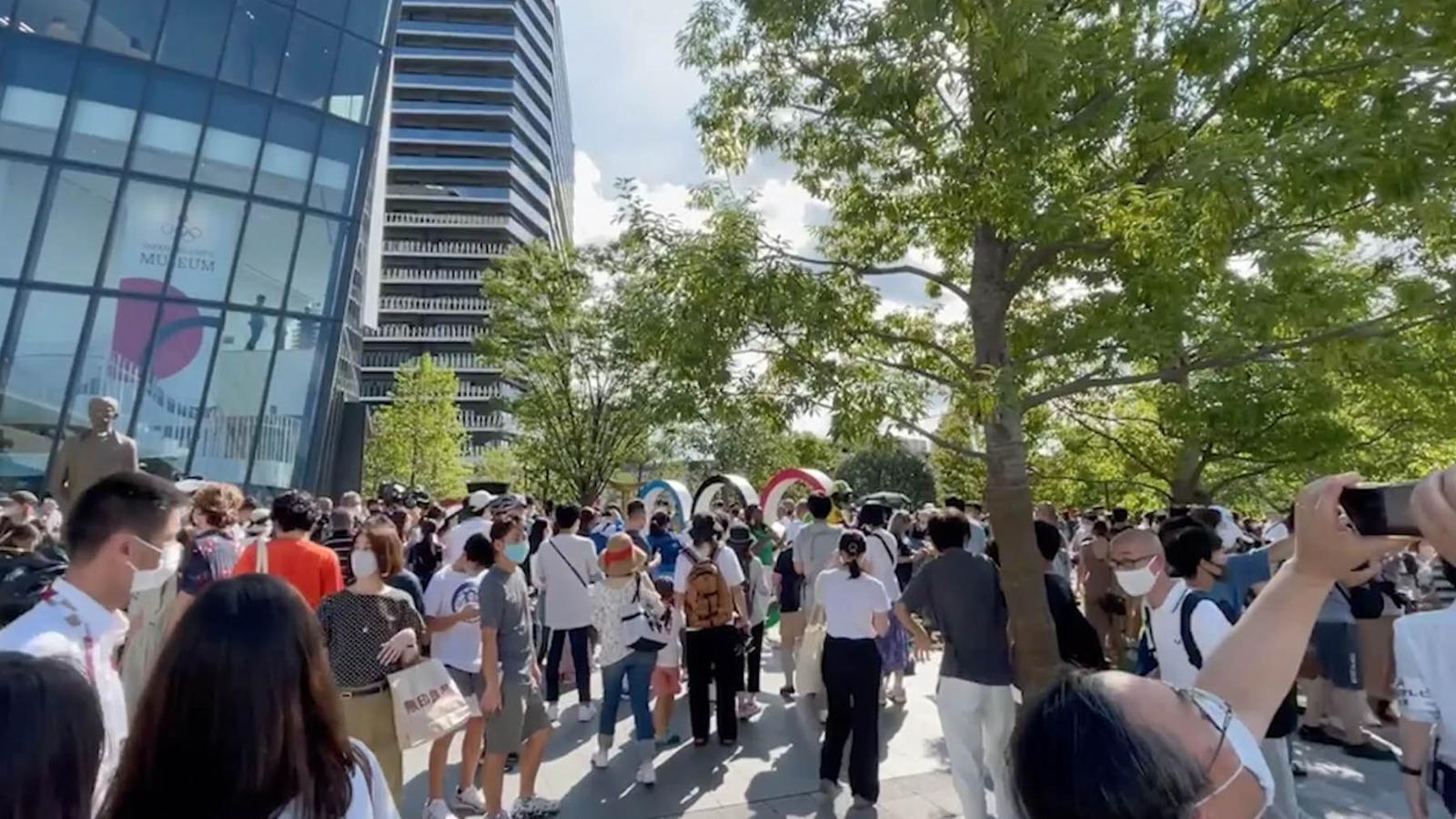 Los Juegos Olímpicos han suscito interés en Japón.