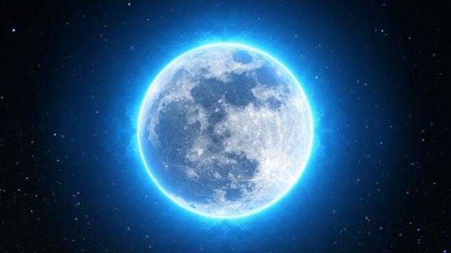 Luna llena 'del ciervo'