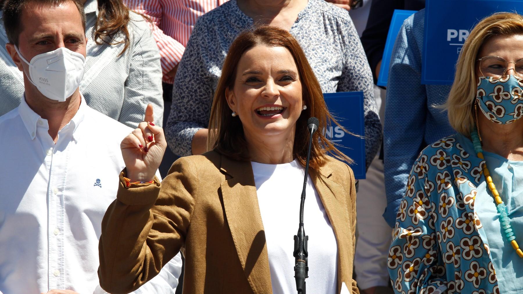 Marga Prohens. (Foto: Europa Press)